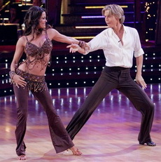 Brooke Burke Dancing